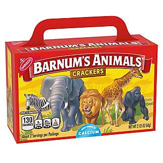 Nabisco Barnum's Animals Crackers,2.13 oz