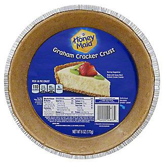 Nabisco Honey Maid Graham Cracker Crust,6 OZ
