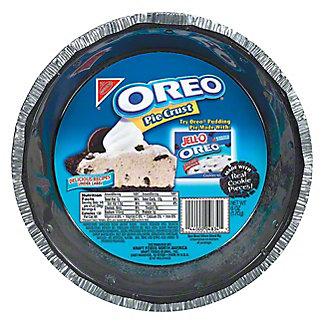 Nabisco Oreo Pie Crust, 6 oz
