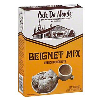 Cafe Du Monde French Doughnuts Beignet Mix,28 OZ