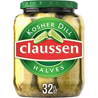 Claussen Half Kosher Dill Pickles,32 OZ