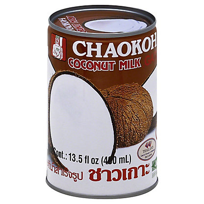 Chaokoh Coconut Milk, 13.5 oz