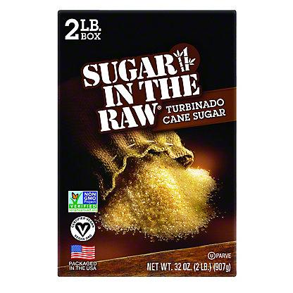 Sugar in the Raw Natural Cane Turbinado Sugar, 32 oz