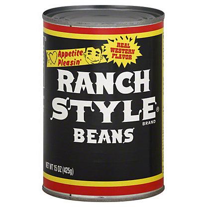 Ranch Style Beans, 15 oz