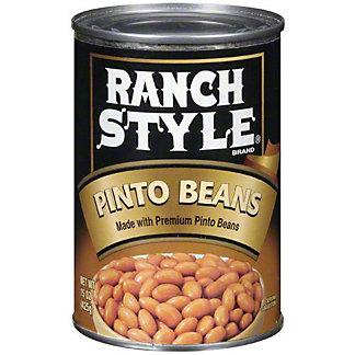 Ranch Style Pinto Beans, 15 oz