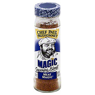 Chef Paul Prudhomme's Meat Magic  Seasoning Blends,2.00 oz