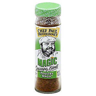 Chef Paul Prudhomme's Poultry Magic Seasoning Blends,2 oz