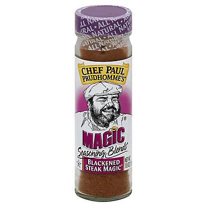 Chef Paul Prudhomme's Blackened Steak Magic Seasoning Blends, 1.80 oz