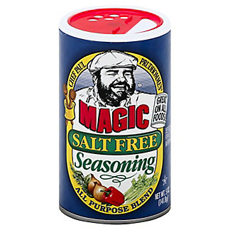 Chef Paul Prudhomme's Salt-Free Magic Seasoning, 5 oz
