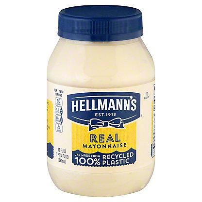 Hellmann's Real Mayonnaise,30 OZ