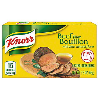 Knorr Beef Bouillon Cubes,6CT