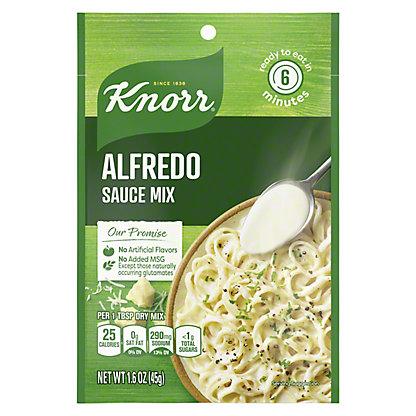 Knorr Pasta Sauce Mix Alfredo,1.6 OZ