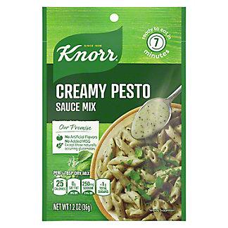 Knorr Creamy Pesto Pasta Sauce Mix,1.2 OZ