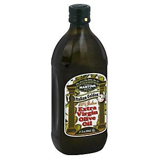 Mantova Italian Golden Extra Virgin Olive Oil,17 OZ