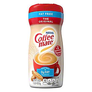 Nestle Coffee-Mate Original Fat Free Coffee Creamer, 16 oz