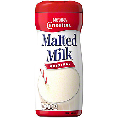 Nestle Carnation Original Malted Milk,13 OZ