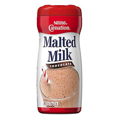 Nestle Carnation Chocolate Malted Milk, 13 oz