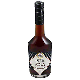Cuisine Perel Spicy Pecan Vinegar, 6.5 OZ