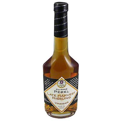 Cuisine Perel Riesling Vinegar,6.50 oz