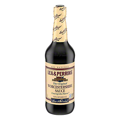Lea & Perrins Worcestershire Sauce, 15 oz
