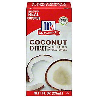 McCormick Coconut Extract, 1 oz
