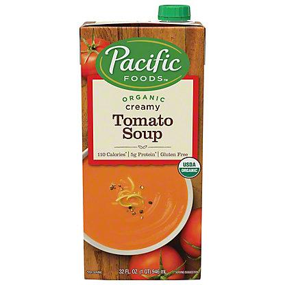 Pacific Foods Organic Creamy Tomato Soup,32.00 oz