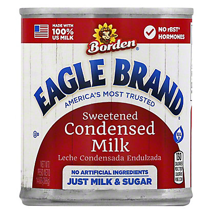 Eagle Brand Sweetened Condensed Milk,14 OZ
