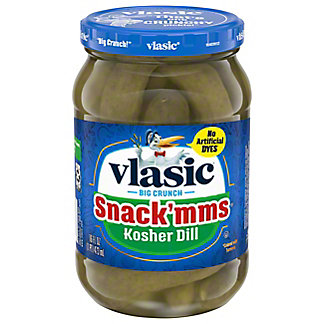 Vlasic Snack'mms Kosher Dill,16 OZ