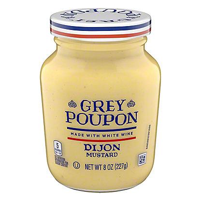 Grey Poupon Classic Dijon Mustard,8 OZ