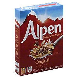 Alpen Original Muesli, 14.00 oz