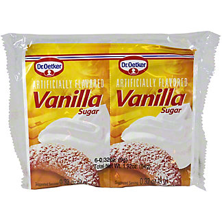 Dr Oetker Original Vanilla Sugar,1.88 OZ