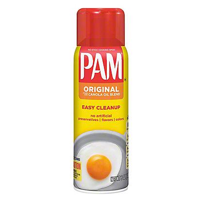 Pam Original No-Stick Cooking Spray,6 OZ