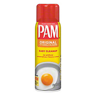Pam Original No-Stick Cooking Spray,6 OZ