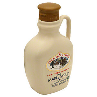 Shady Maple Farms Jug of Syrup,32 OZ
