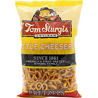 Tom Sturgis Little Cheesers Pretzels,11 OZ