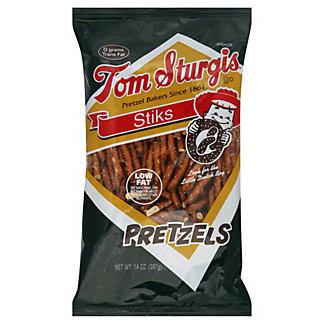 Tom Sturgis Pretzel Sticks,14OZ
