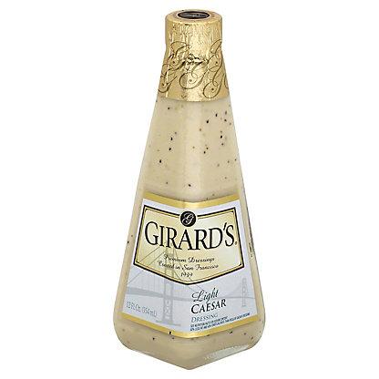 Girard's Light Caesar Dressing,12 OZ