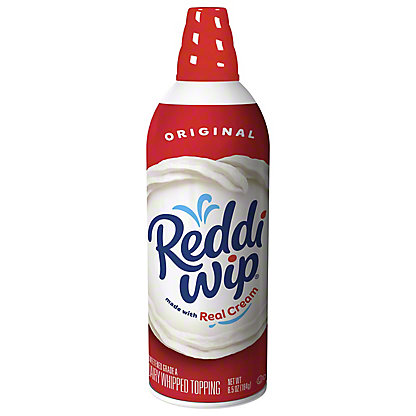 Reddi Wip Reddi Wip Original Dairy Whipped Topping,6.5 oz