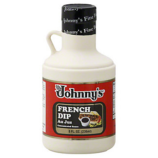 Johnny's French Dip Au Jus Concentrated Sauce,8 OZ