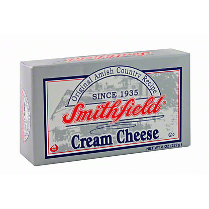 Smithfield European Cream Cheese,8 OZ