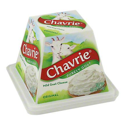 Chavrie Mild Goat Cheese Original, 5.3 oz