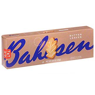 Bahlsen Butter Leaves Cookies,4.4 OZ