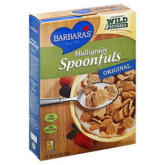 Barbara's Multigrain Shredded Spoonfuls Cereal, 14 oz