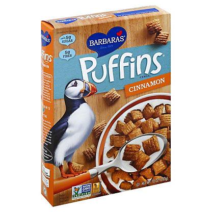 Barbara's Cinnamon Puffins Cereal, 10 oz