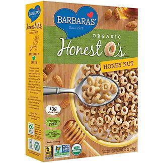 Barbara's Hole 'n Oats Honey Nut Cereal, 10.00 oz