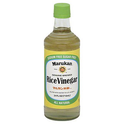 Marukan Genuine Brewed Rice Vinegar,24 OZ
