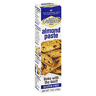 Odense Almond Paste,7 oz