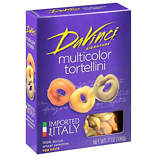DaVinci Da Vinci Multi-Colored Tortellini, 7.00 oz