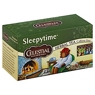 Celestial Seasonings Sleepytime Herbal Tea Bags,20 ct