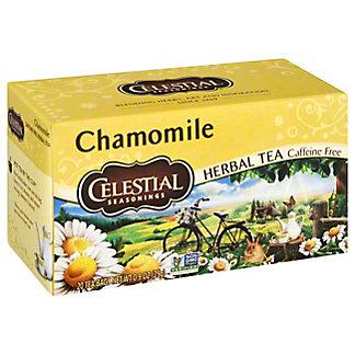 Celestial Seasonings Chamomile Herbal Tea Bags, 20 ea